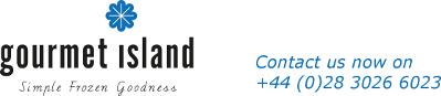 Gourmet Island Logo